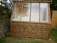 QUALITY CUSTOM MADE 8 X 6 T&G POTTING SHED