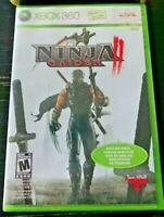 Ninja Gaiden 2 II for Xbox 360 - Factory Sealed