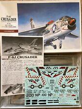 1/48 Hasegawa F-8J Crusader