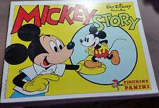 """Album figurine """"Mickey Story """" Panini (non completo) 1978"""