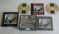 BOX 2 CD ALBUM DEJA VU RETRO WOODY GUTHRIE 50 TITRES 2002 GOLD COLLECTION DELUXE