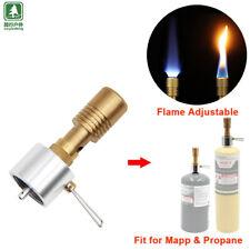 Mapp Gas Propane Gas Laboratory  Bunsen Burner Lamp for Lab Heating