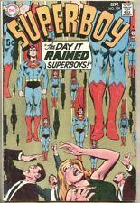Superboy #159-1969 vg 4.0 Neal Adams Wally Wood Lex Luthor