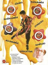 X0352 Gak Attack - Mattel - Pubblicità del 1993 - Vintage advertising