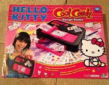 Hello Kitty Cool Cards Design Studio