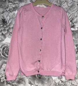 Girls Age 6-8 Years - H&M Pink Cardigan