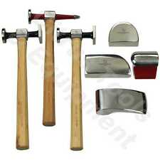 GearWrench 82302 7 Piece Autobody Hammer and Dolly Set with FREE Shipping!!!