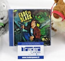 Fade to Black - Dreamcast PAL EURO NEW neuf Sealed blister RARE