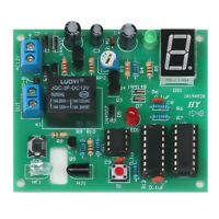 DIY Kit Object Flow Counter Electronics Suite Electronic Study Kit AC 12V