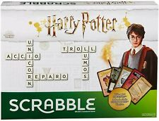 Harry Potter Edition Scrabble Game Brand new