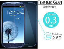 Premium HD 0.3mm Tempered Glass Screen Protector For Samsung Galaxy S3 S III CIT