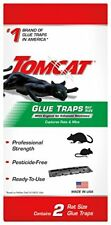 Tomcat Mouse Glue Trap with Eugenol Rat Bait Rodent Poison Traps Pesticide-free