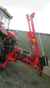 Protech P200S Post Knocker/Driver for Hire 4 Farm tractors  240Klo weight .
