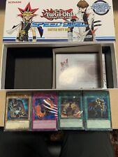 Yugioh Speed Duel Battle City Box + Decks + 4 Paper Mats No Secret Rares
