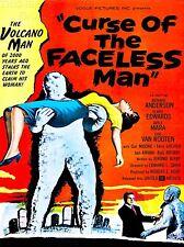 Art print poster Vintage Pubblicità FILM MOVIE maledizione anonimi MAN nofl1420