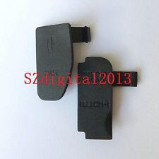NEW USB/HDMI DC IN/VIDEO OUT Rubber Door Cover For Canon EOS 70D Digital Camera