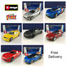 Bburago Street Fire 1:43 Diecast Car Selection Your Choice Free Delivery