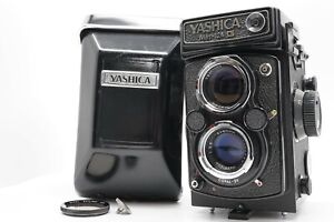 [Near MINT w/ Case Meter Works] YASHICA Mat-124G 6x6 TLR Camera 80mm f/3.5 Japan