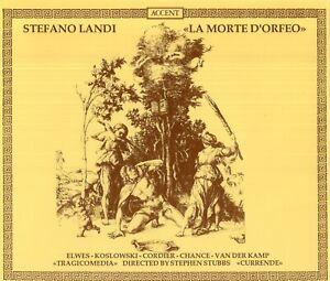Stefano Landi: La morte d'Orfeo / Elwes · Koslowsky · Cordier · Chance [Box Set]