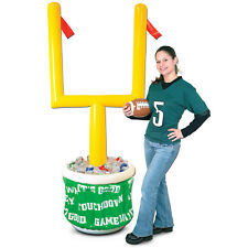 Inflatable Goal Post Cooler w/Football (Pack of 1)