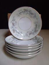 Olympia Narumi Japan Pine Cones China Dinnerware (6) Fruit Dessert Sauce Bowls A