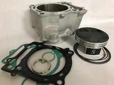 YFZ450 YFZ 450 95 mil Stock OEM Bore Cylinder 11.4:1 Top End Rebuild Repair Kit