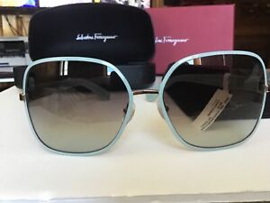 Salvatore Ferragamo Ladies Sunglass $ 395 MSRP