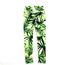 Pineapple Clothing Size Small Dreaming Of Trees Athletic Yoga Leggings Women's