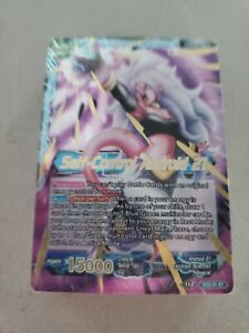 Dragon Ball Super Card Game Expert Deck (XD02) Android Duality Infinite Unity