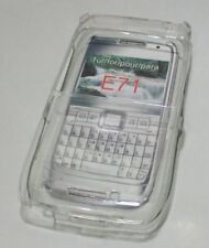 Transparent Crystal Case For Nokia E71