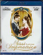 Blu-ray **SISSI ~ LA GIOVANE IMPERATRICE** con Romy Schneider nuovo 1956