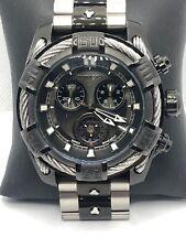 Invicta 26995 Men's Stainless Steel Analog Black Dial Quartz Genuine Watch KS486