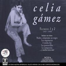 CELIA GAMEZ-(1927-1930)-3CD