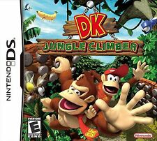 DK: Jungle Climber DS - US Release