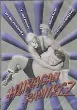 SEALED - Huracan Ramirez DVD NEW Freddy Fernandez David Silva SHIPS NOW !