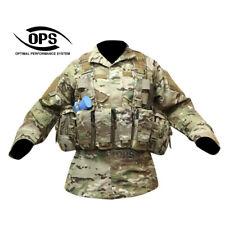 O.P.S ENHANCED COMBAT CHEST RIG, A-TACS MULTICAM, KRYPTEK, PENCOTT