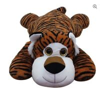 3.58 feet long XL Floppy Tiger new