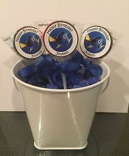 Finding Dory  Personalized Birthday Lollipops