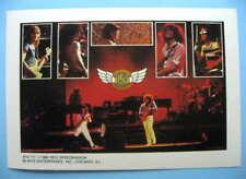 REO SPEEDWAGON 1980 Mini-Poster Photo Sticker