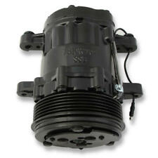 Holley A/C Compressor 199-104; for Chevy LS-Series