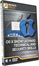 Infinite Skills OS X Snow Leopard Technical and Security Training DVD - Tutorial