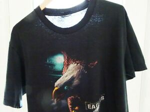 XL Vtg 90s Philadelphia Eagles Football Distressed Thrashed Skate Grunge T-Shirt