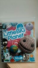 Ps3 - Blu Ray Disc - Little Big Planet- 7+ Playstation 3 - Great Condition