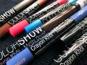 Maybelline Color Show Khol Eyeliner Pencil | creamy formula |