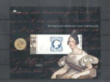 (942956) Stamp on Stamp, Royalty, Coin, Portugal