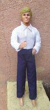 1980's KEN BARBIE's BOYFRIEND DOLL AURIMAT MADE AT MEXICO