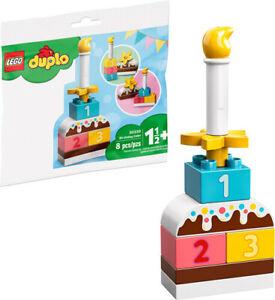 LEGO® DUPLO® - Birthday Cake 30330 [New Toy] Brick