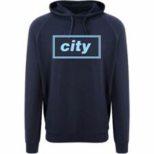 Retro Man City Hoodie,Manchester City Football Shirt,MCFC Sweater Oasis Style
