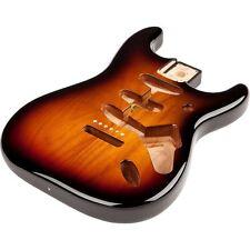 Fender Stratocaster ® SSS alder body, 3-Color Sunburst