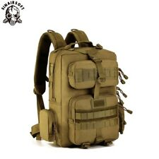 30L Military Army Tactical Backpack Rucksack Assault Pack Hiking Trekking Bag AU